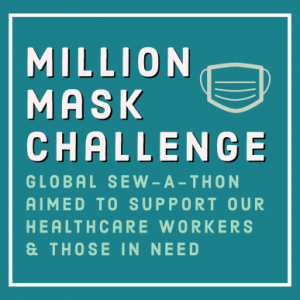 Million Mask Challenge - Global Sew-A-Thon aimed to support our healthcare workers and those in need